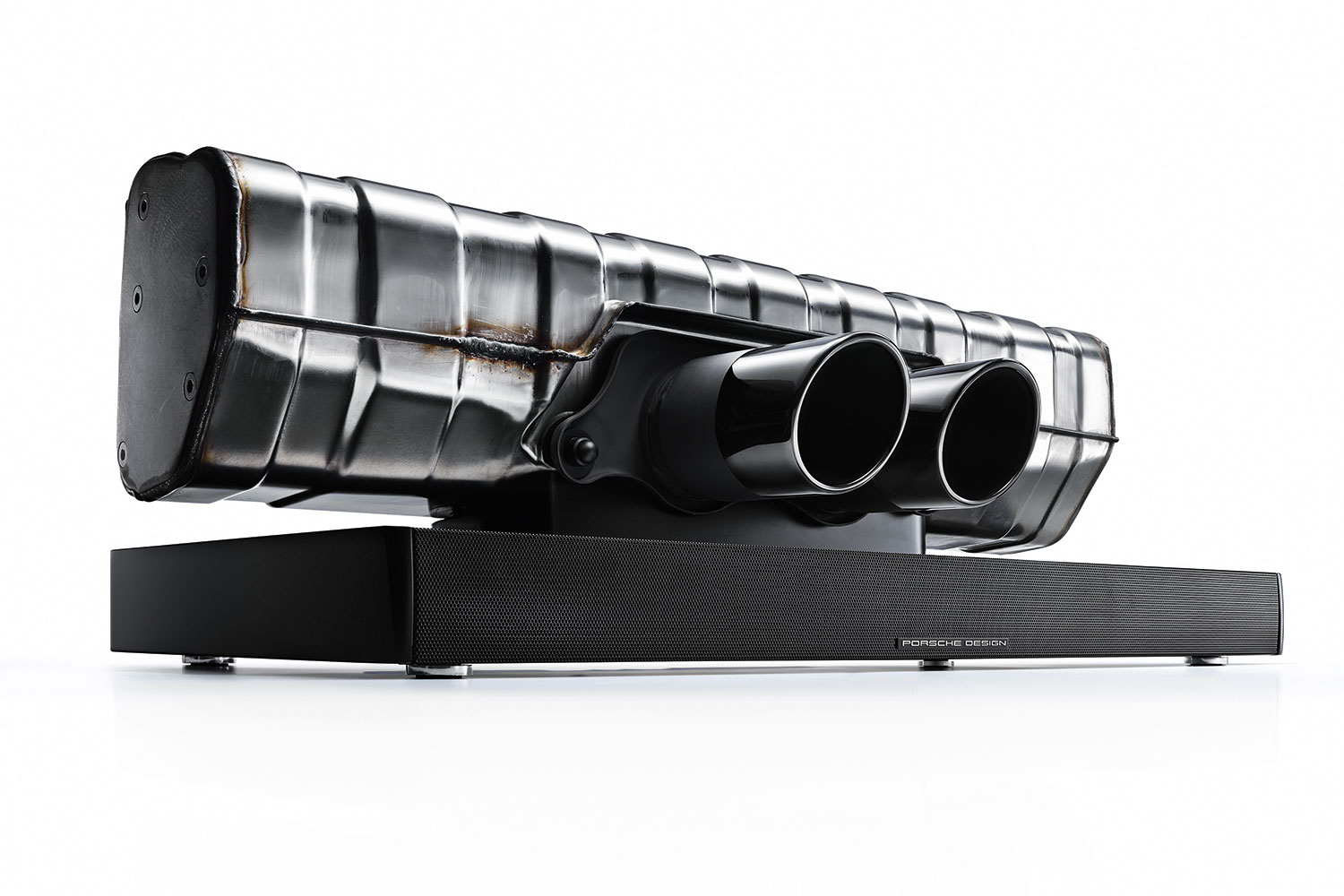 Want a sound bar with some kick? Here's one that's built ...