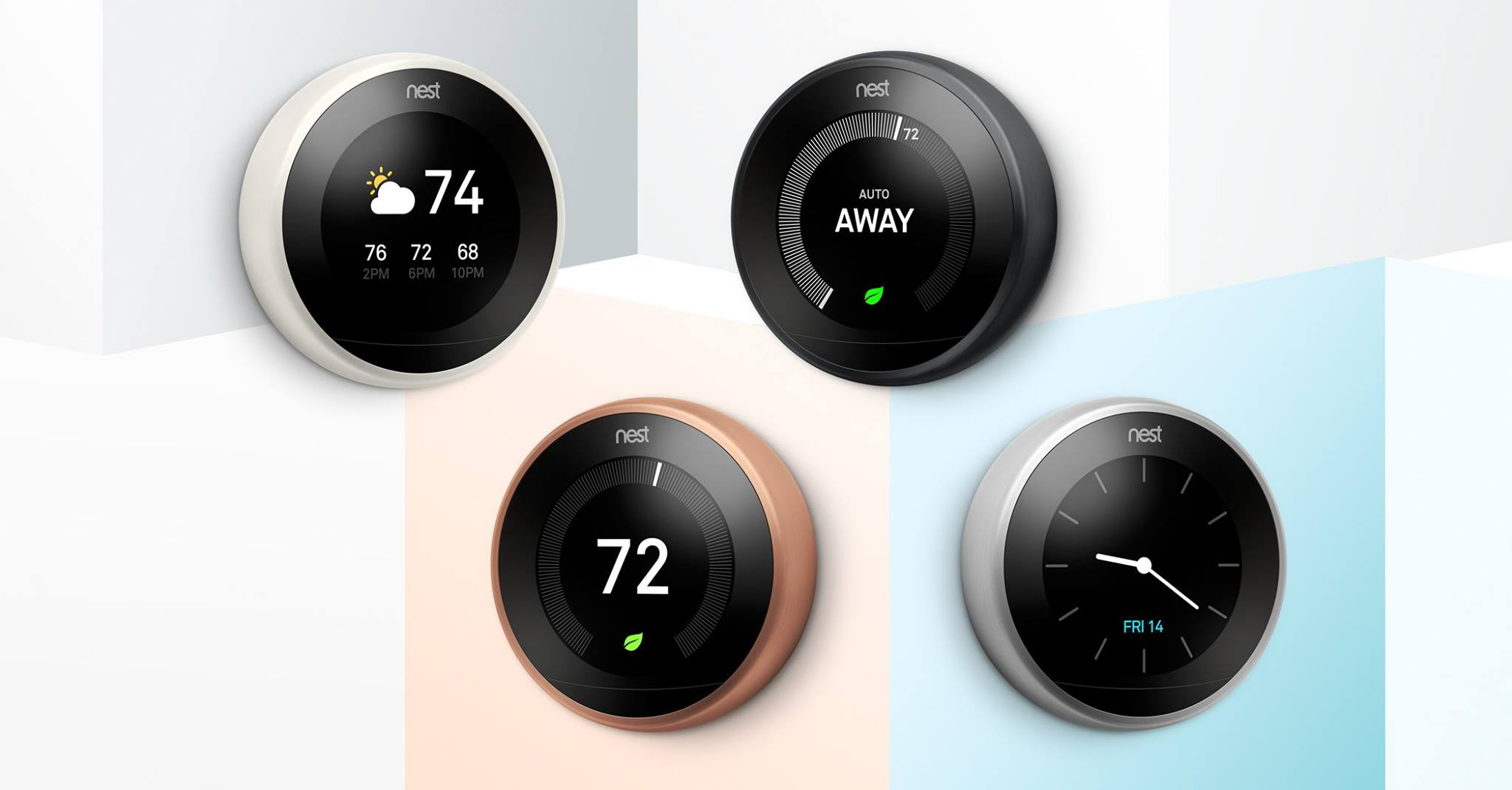 Nest Emphasizes Style And Safety With New Thermostat