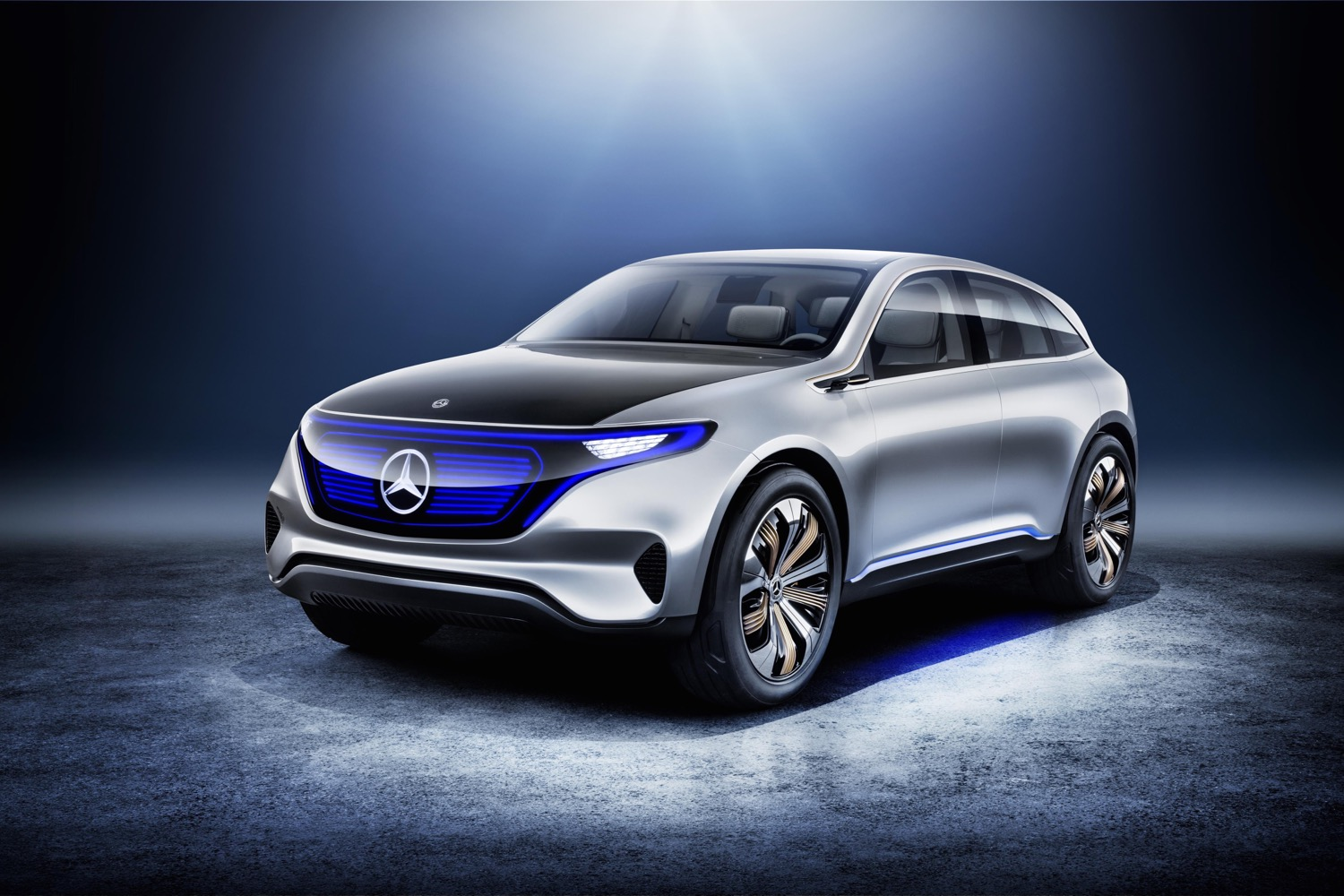 Mercedes benz confirms plans for 39 eq 39 electric car sub brand for Mercedes benz brand
