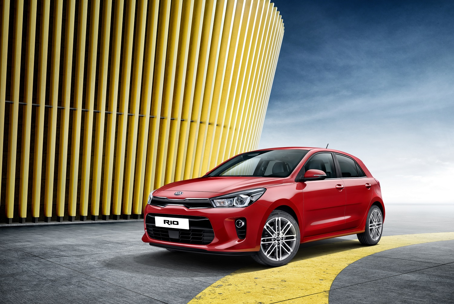 Gallery: Kia unveils new Rio ahead of Paris Motor Show