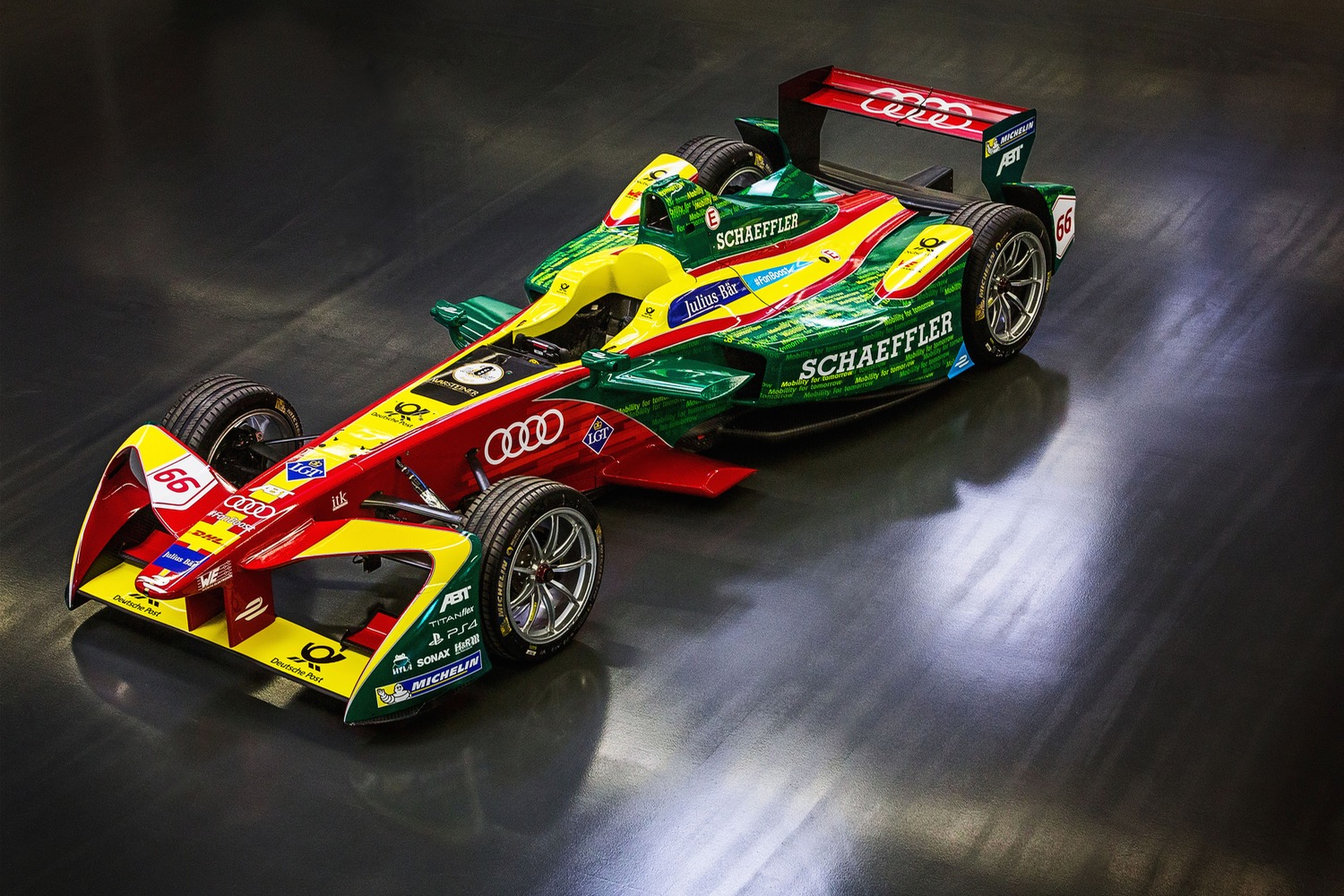 Audi announces increasing involvement in Formula E racing