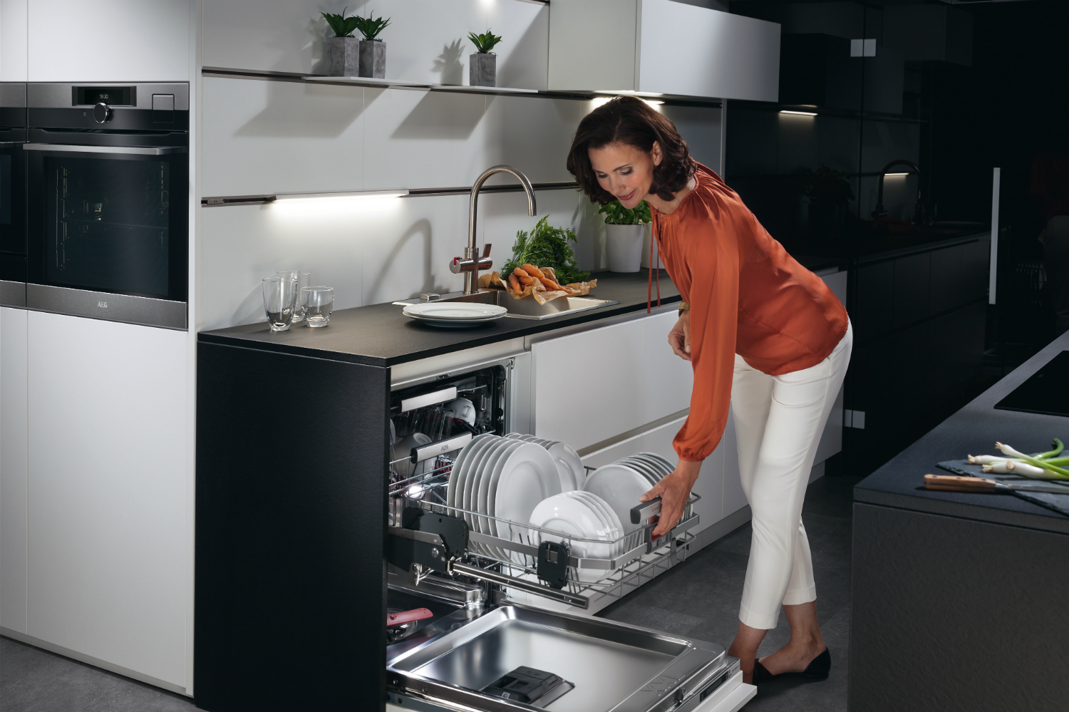 Electrolux Raises The Dishwasher Bar By Letting You Lift