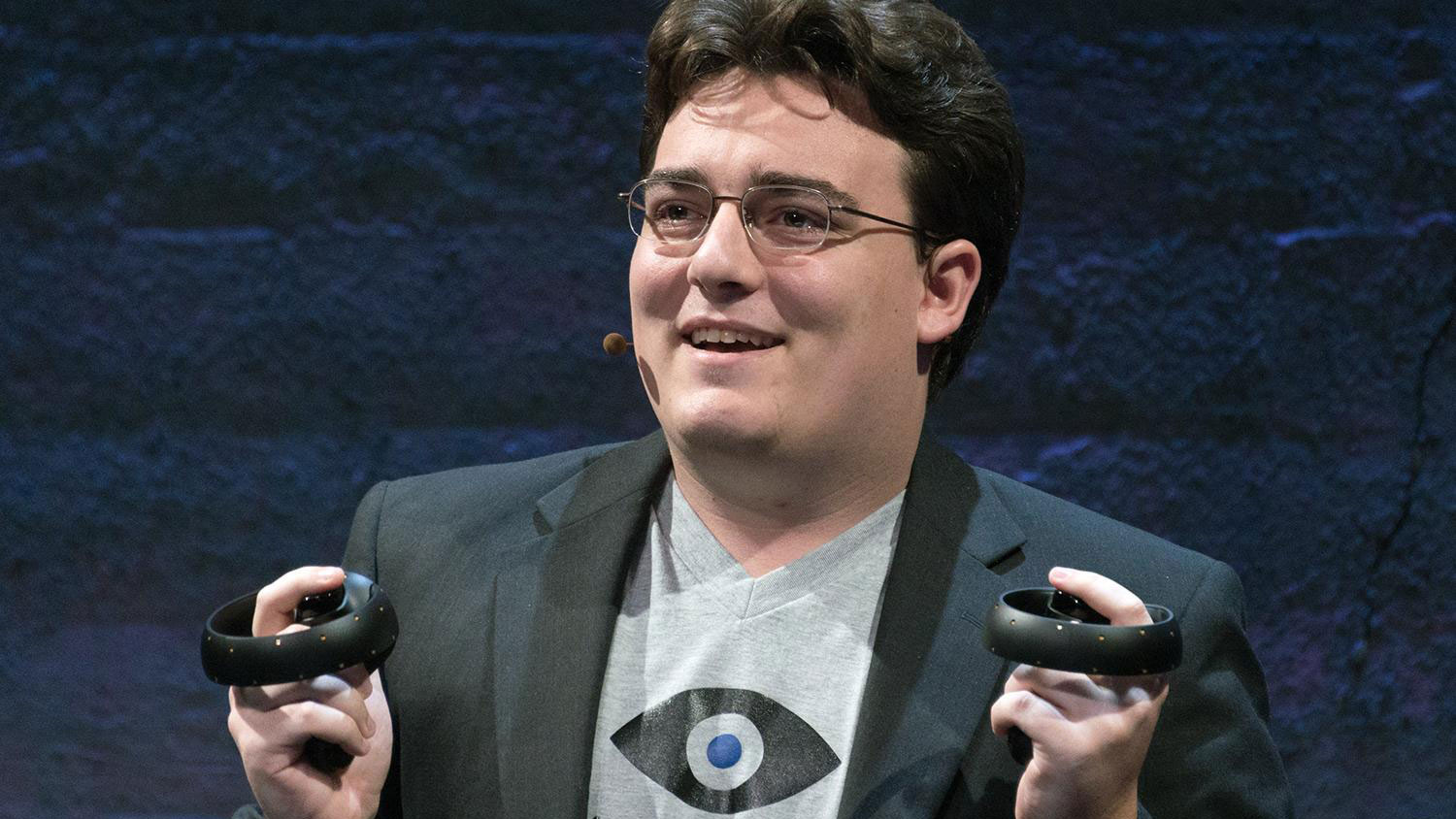 palmer luckey jeopardizing facebook oculus rift