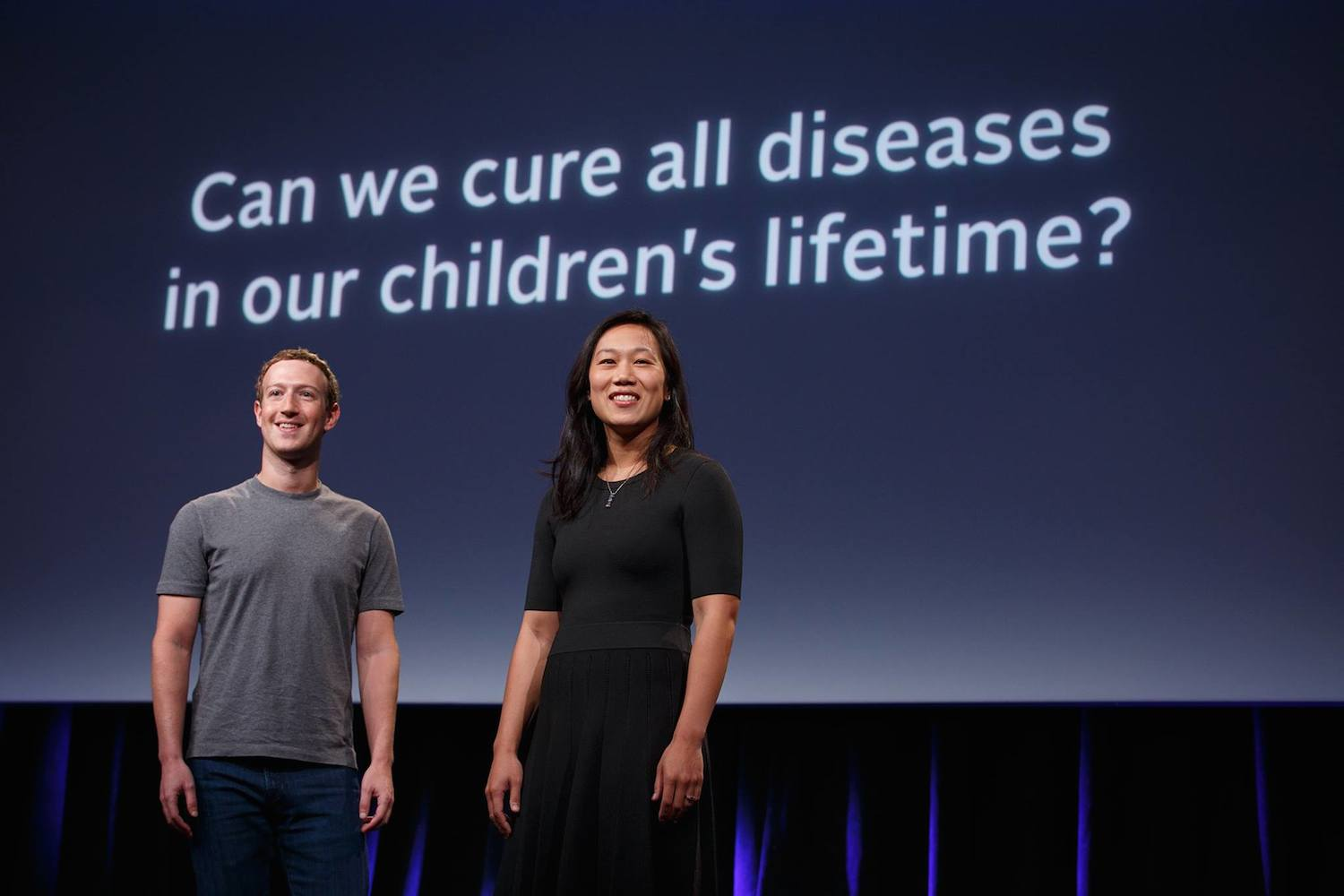 Why the Chan Zuckerberg Initiative just bought an AI startup