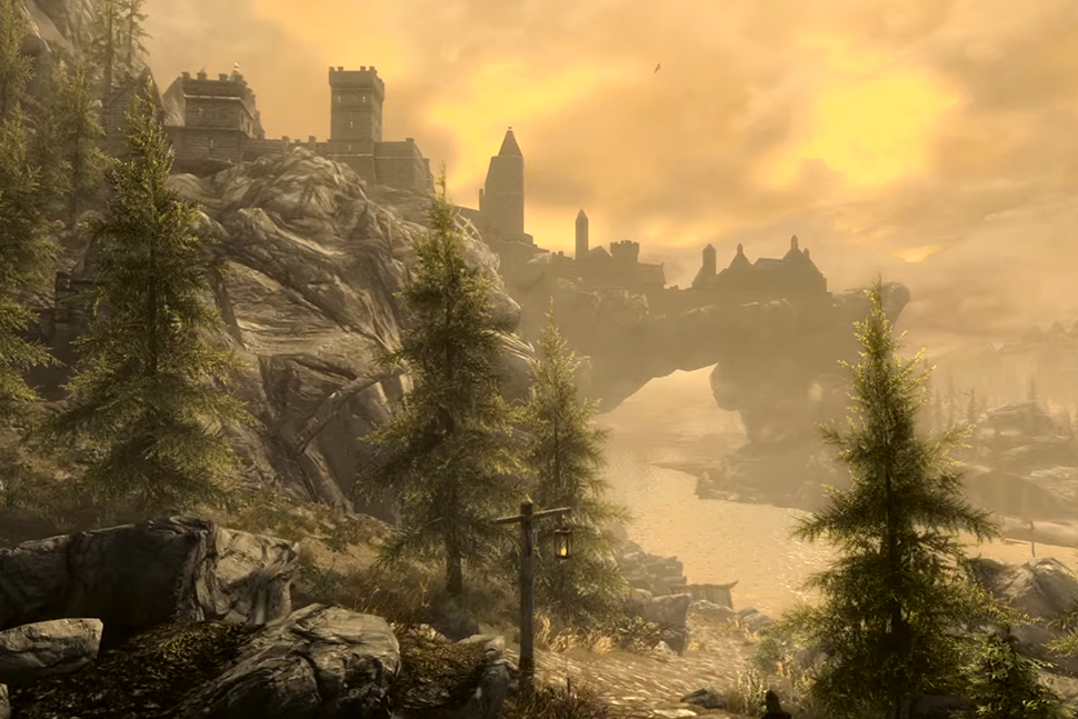 Skyrim Special Edition's Latest Patch Benefits 144hz Monitors The Most