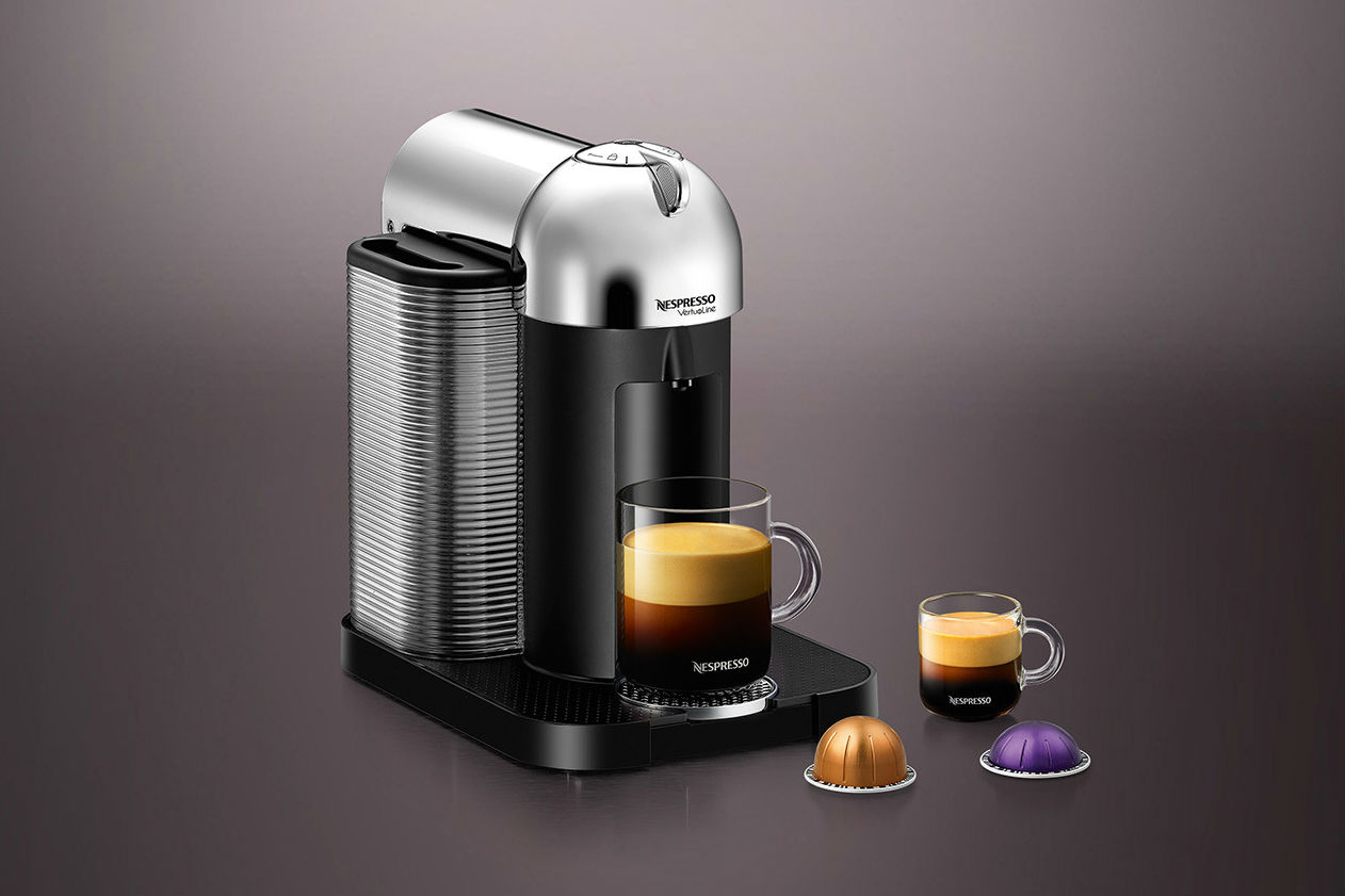 Here are the five best nespresso machines digital trends New coffee machine