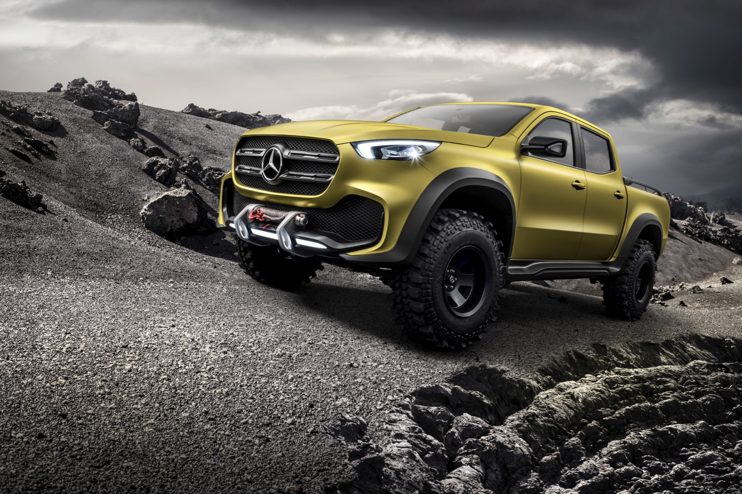 Truck Quotes Mercedes Is Open To Selling A Truck In The U.s. But It Won't Be