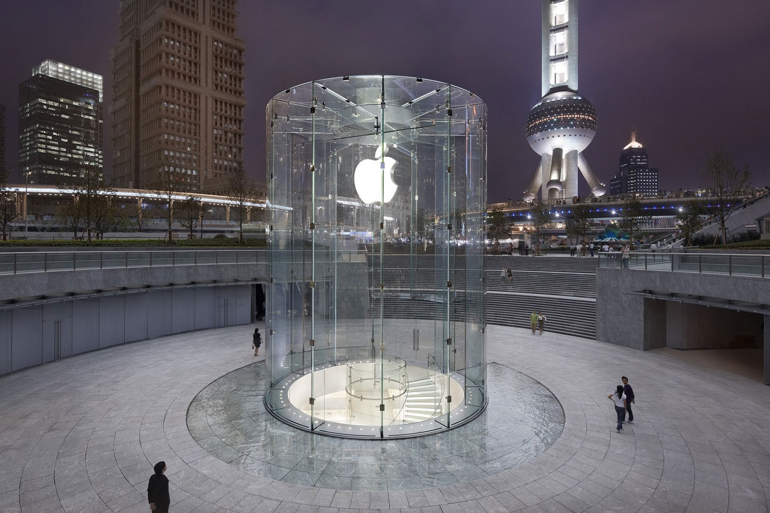 Apple planning a second research and development center in ...
