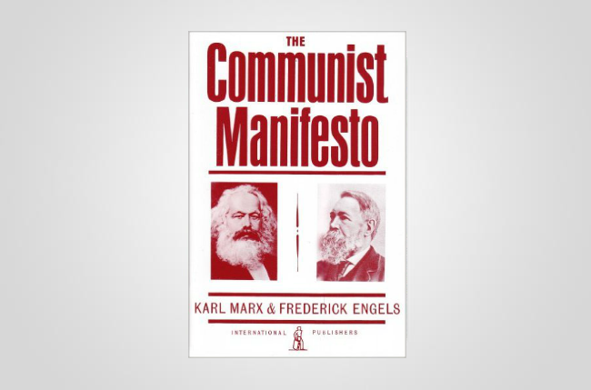 a discussion on the significance of marxs and engels works Russian revolutionaries' children 'read classic fiction on their bedside tables for the works of western on the writings of marx and engels for.