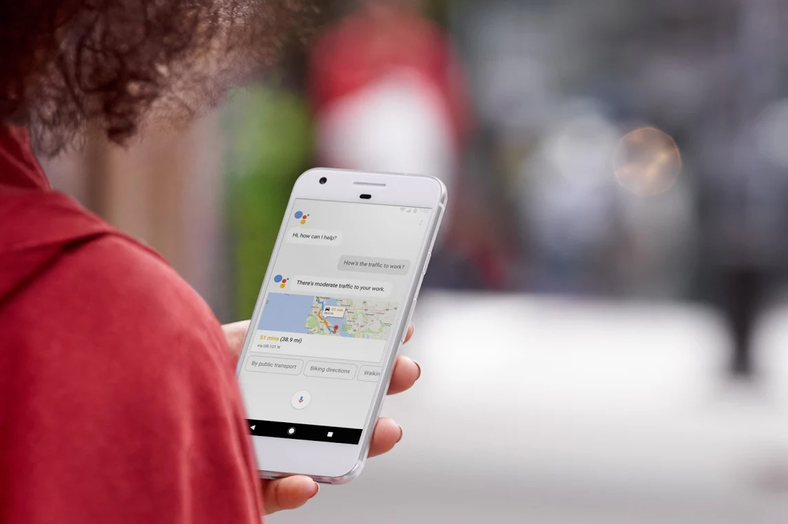 Google Maps Gets Real-Time Location-Sharing Capability