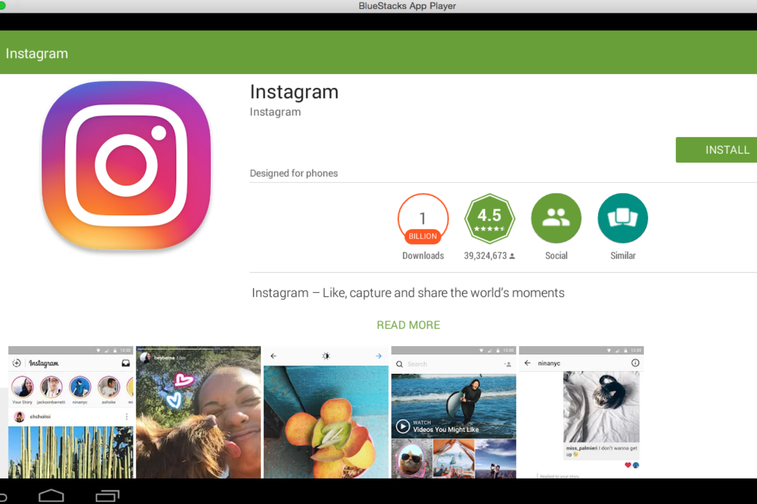 how to delete instagram pictures on computer