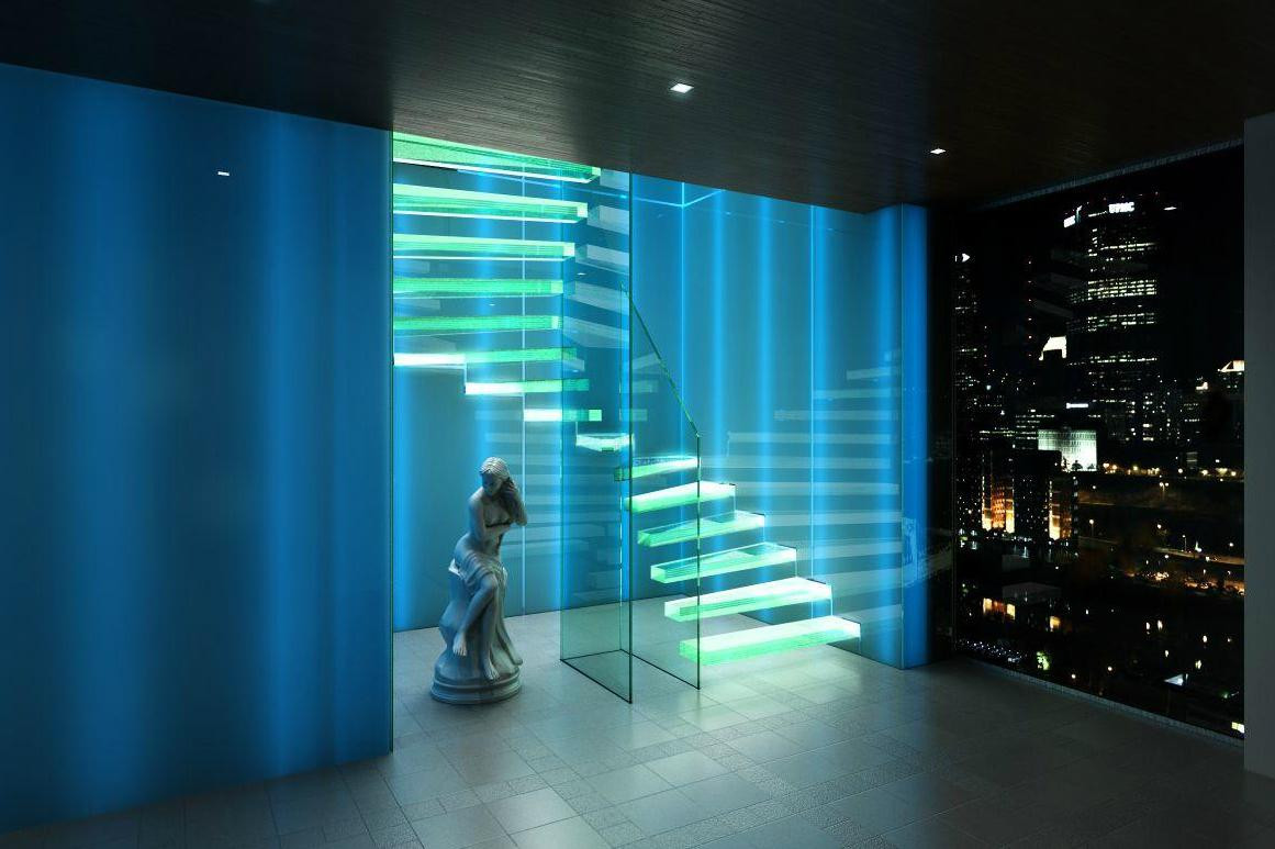 How to decorate your home with led light strips digital Led strip lighting ideas