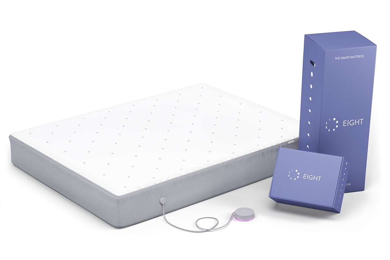 This smart mattress wants to help you get a better night s for Which mattress company is the best