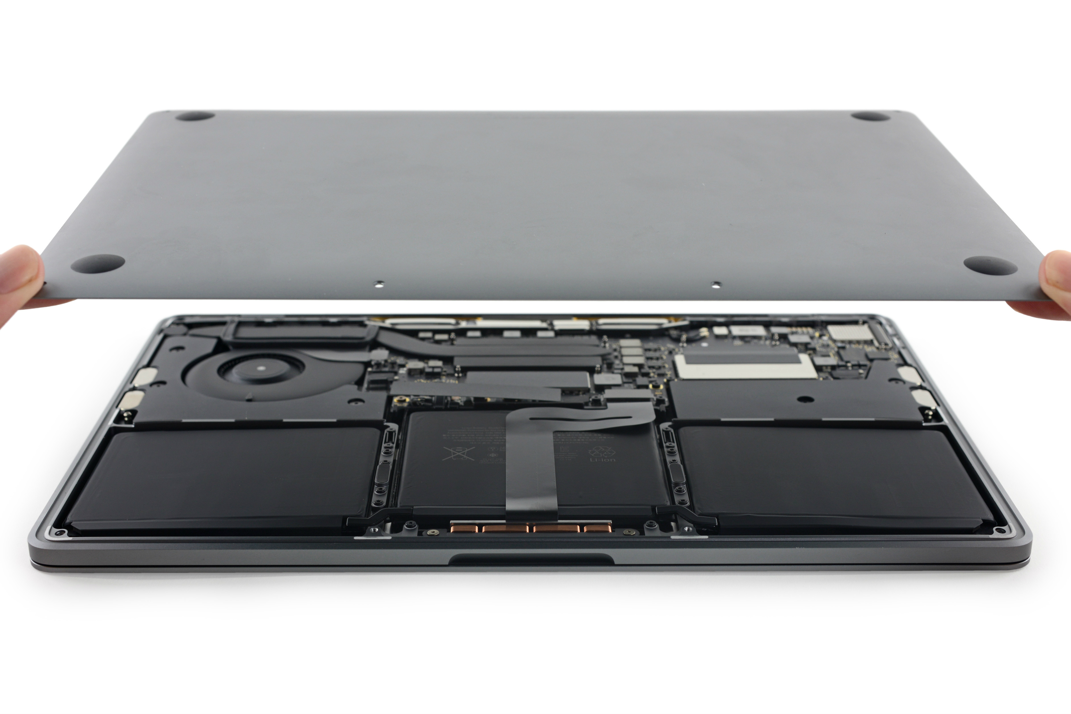 Tinkerers at ifixit subjected apple 39 s new macbook pro no for New apple book