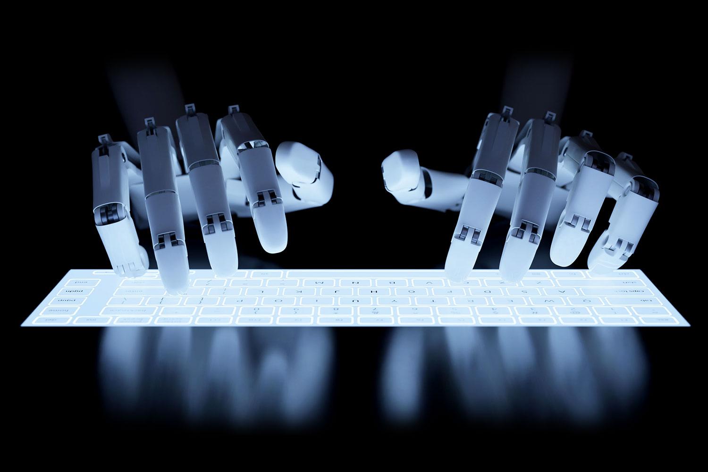 Image result for Robot journalism