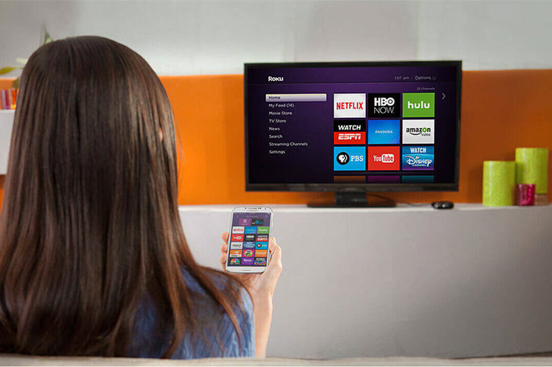 Roku Unveils Improved Mobile App