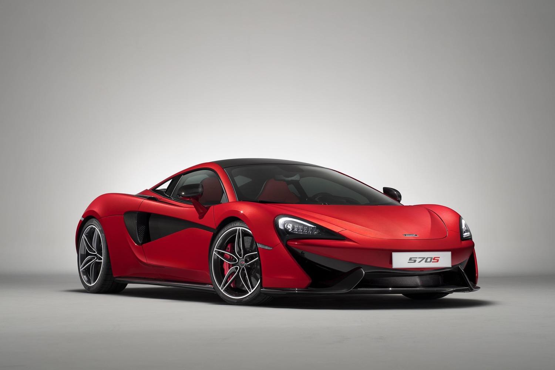 McLaren 570S Design Editions are Unveiled