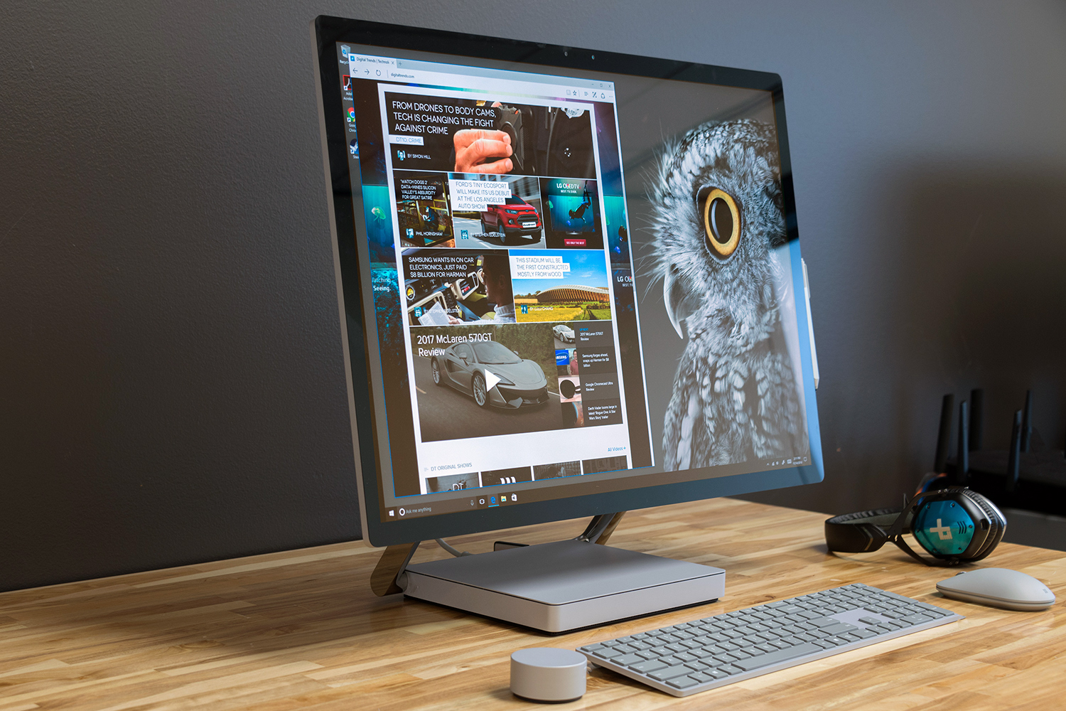 Surface Studio gets its first firmware update, Surface Pro ...