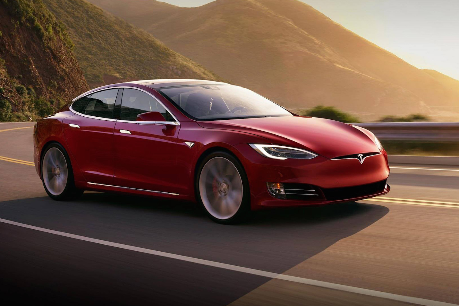 prepare for an even faster tesla model s tweets elon musk