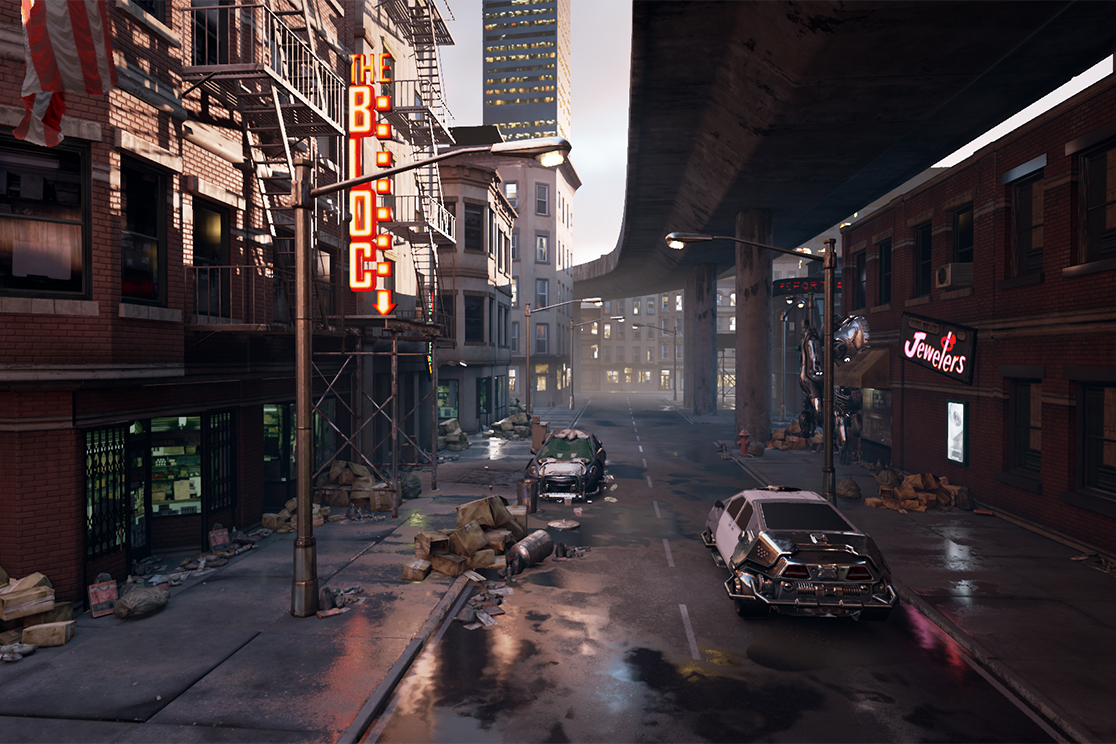 Unreal Engine 4 14 Released With A Slew Of New Features