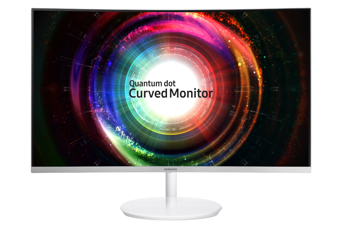 Samsung teases CH711 quantum dot monitor ahead of CES