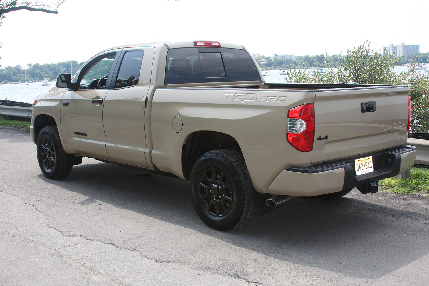 The Toyota Tundra TRD Pro Takes You and All Your Stuff ...
