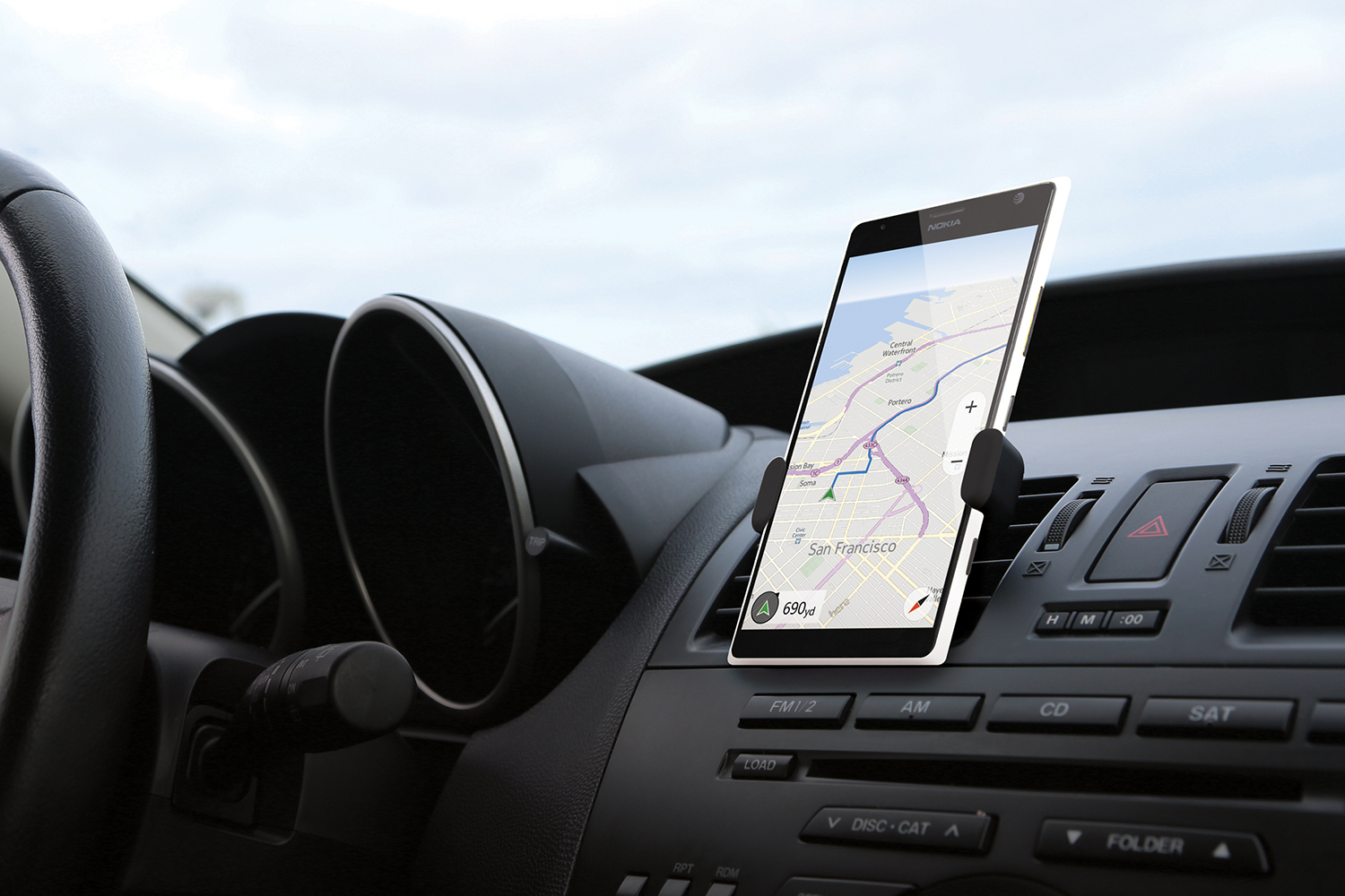 these are the top 7 best iphone 7 and 7 plus car mounts digital trends. Black Bedroom Furniture Sets. Home Design Ideas