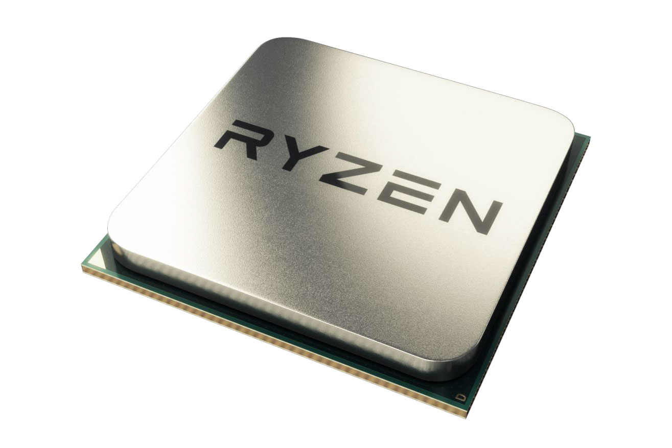 AMD Ryzen 5 1600X CPU Overclocked To 59GHz With All