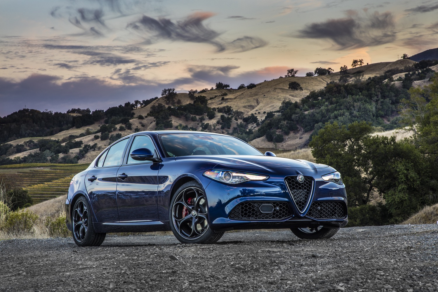Alfa Romeo S Giulia Sports Sedan Starts At