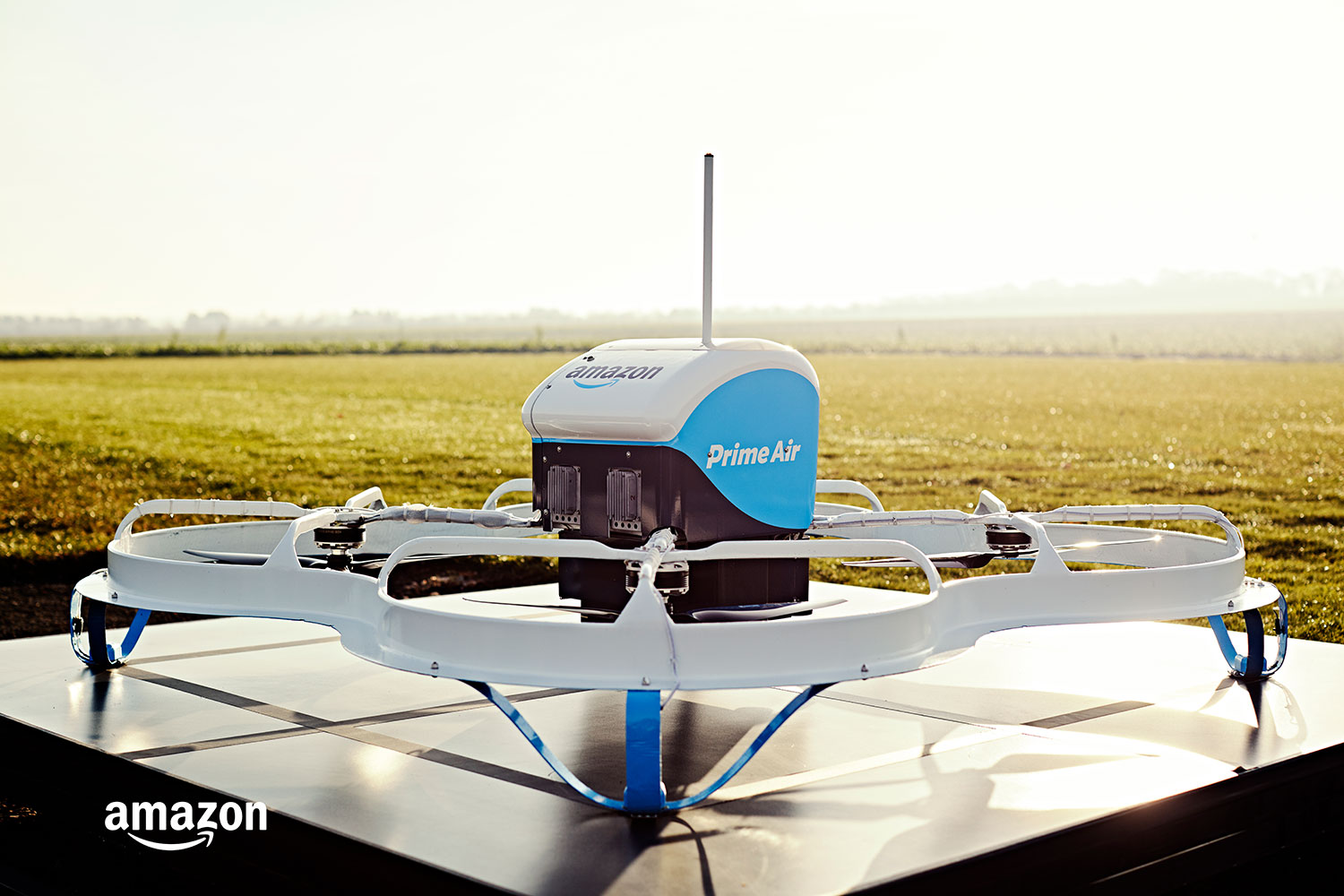 Amazon S Delivery Drones May Use Parachutes To Drop