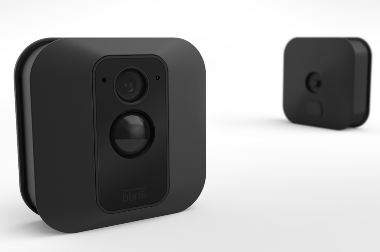 blink adds alexa enabled outdoor smart cam to its indoor. Black Bedroom Furniture Sets. Home Design Ideas