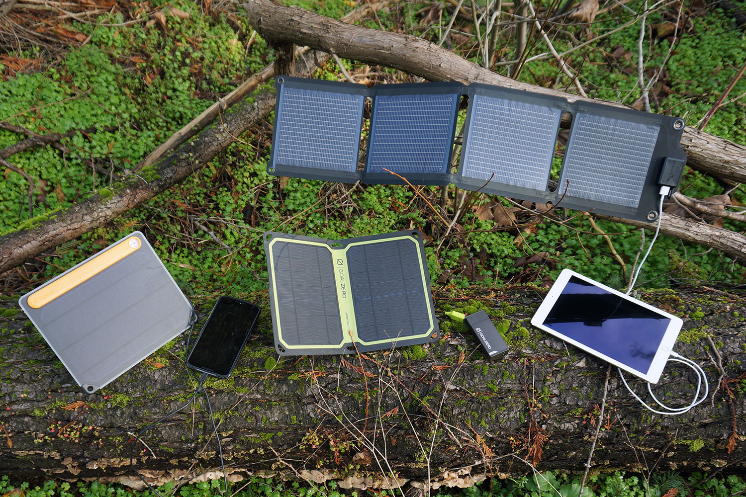 How To Choose A Solar Panel Charger For Backpacking
