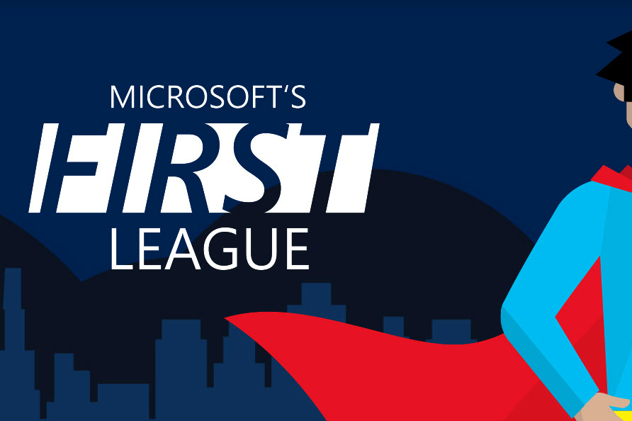 Some lucky Microsoft fans are receiving their First League ...
