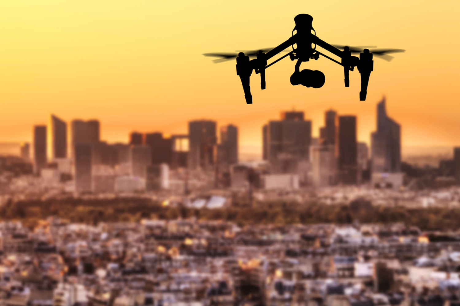 Aerial Photography Company Settles With FAA Over Illegally Flying Drones