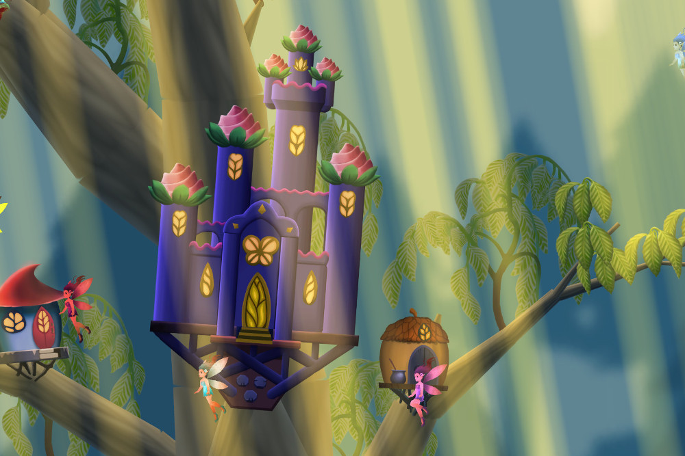 Could Glittermitten Grove Be Frog Fractions 2? (It Is)