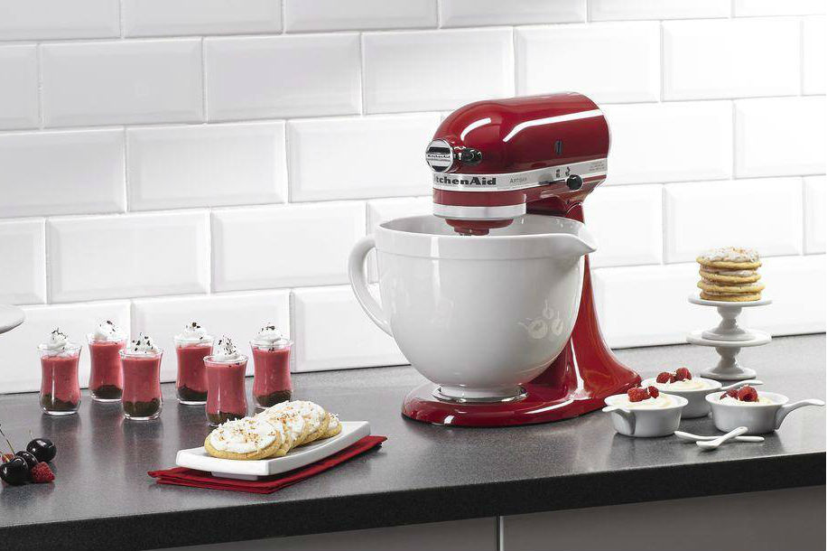 Kitchenaid Colors 2016 the 5 best stand mixers of 2016 | digital trends
