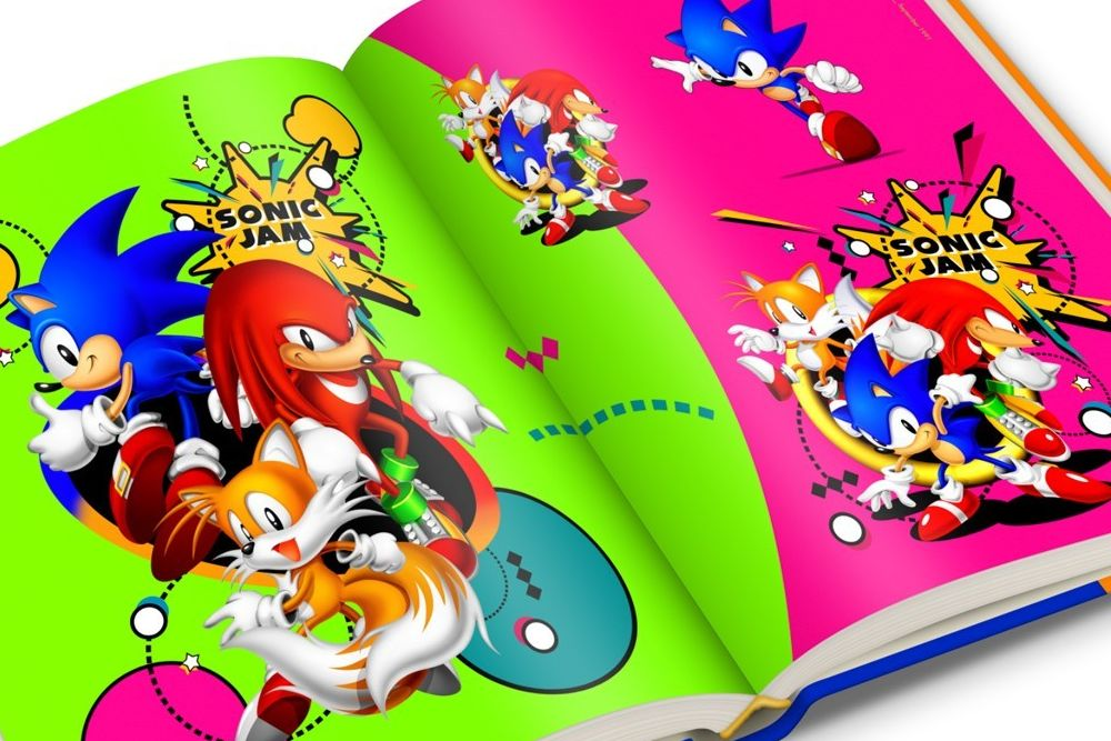 Gaming Icon Sonic The Hedgehog Marks 25 Years With Limited