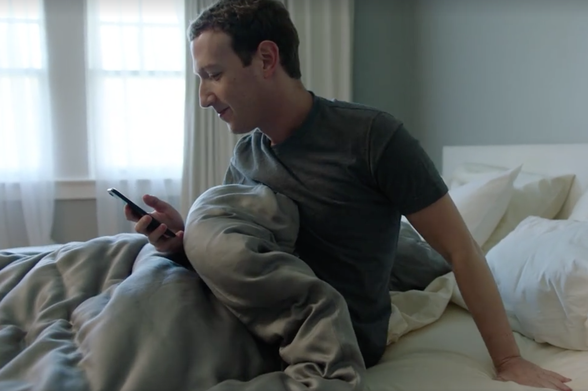 zuckerberg uses his morgan freeman voiced digital butler in