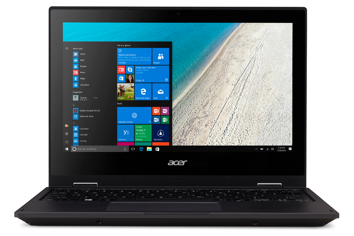 marketing strategy of acer computers Can acer's new line of low-cost tablets can acer's new strategy help it based on its new back-to-school lineup of laptops and tablets, acer's.