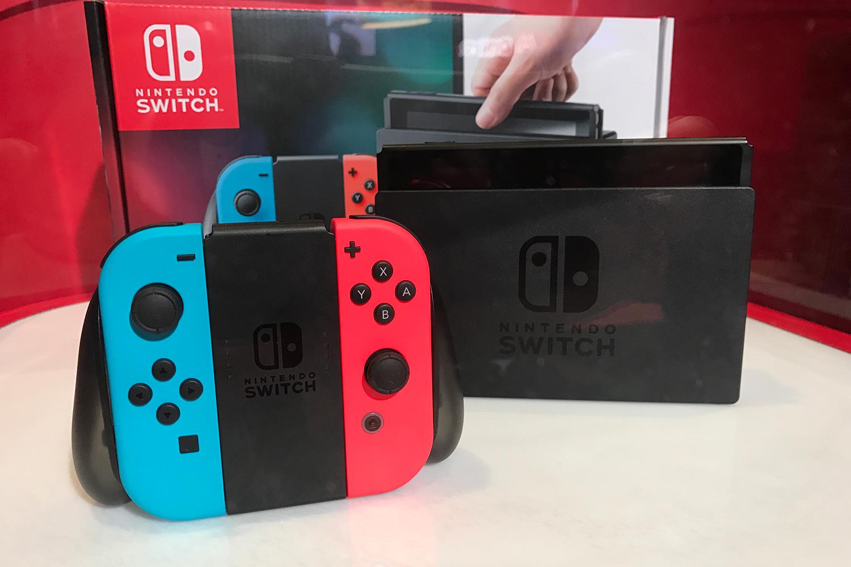 Nintendo Switch Car Games