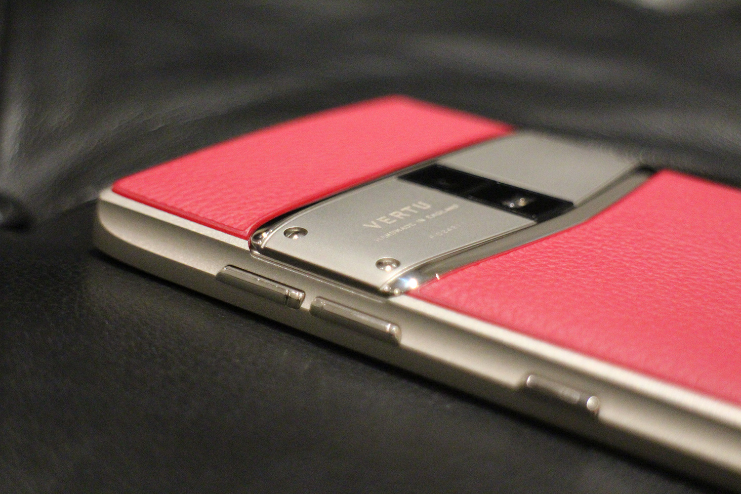 Luxury phone maker Vertu sells for £50 million to exiled Turkish businessman