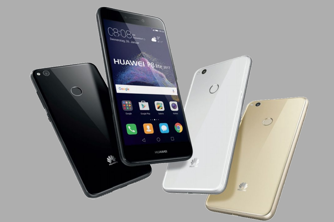 Huawei P8 Lite with 3GB RAM and Android 7.0 Nougat Announced