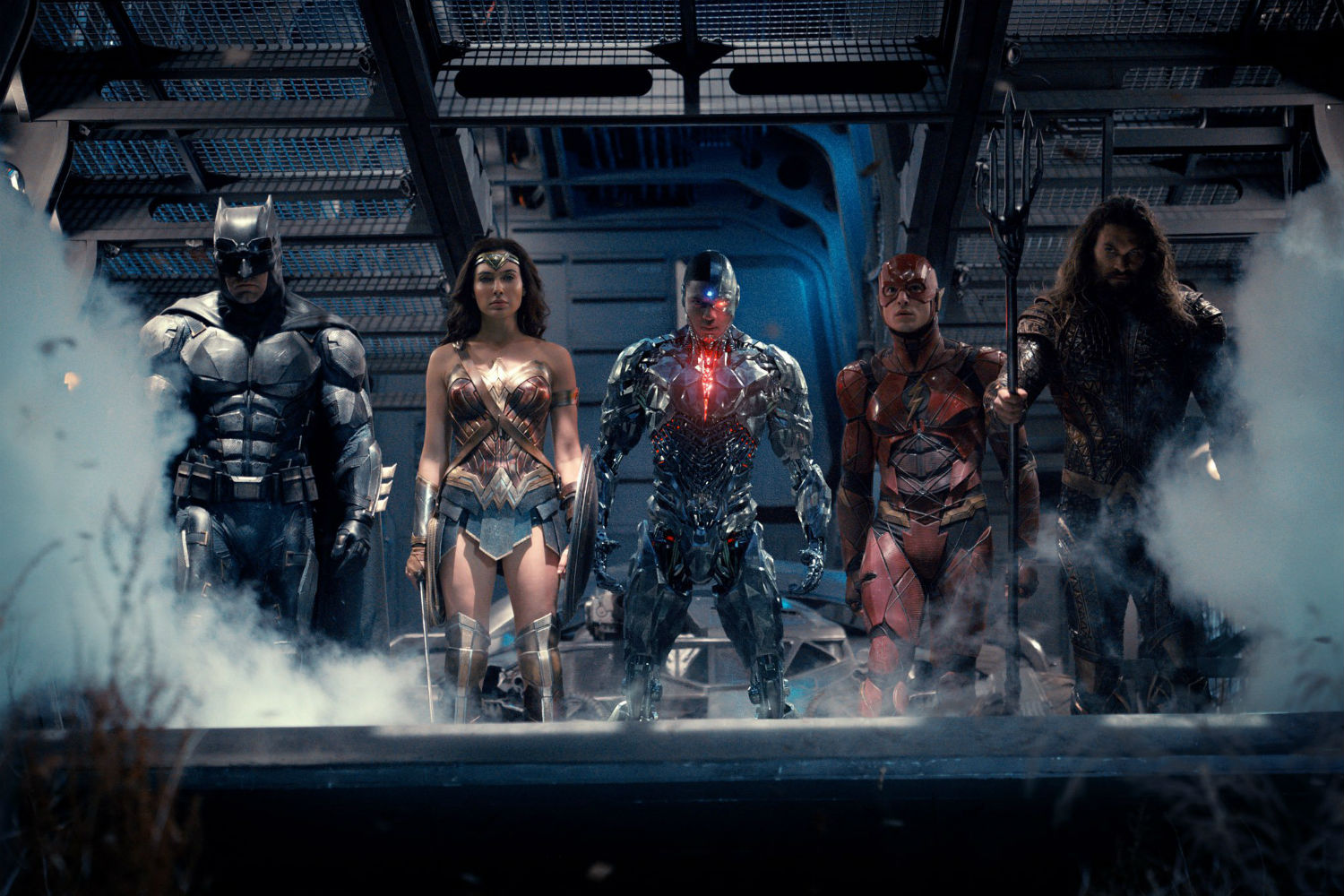 New Justice League Image Released