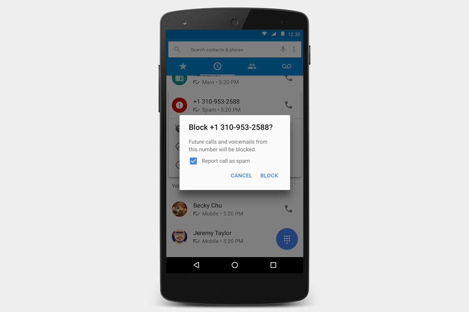 How To Block Phone Calls On Your Android Smartphone Nougat