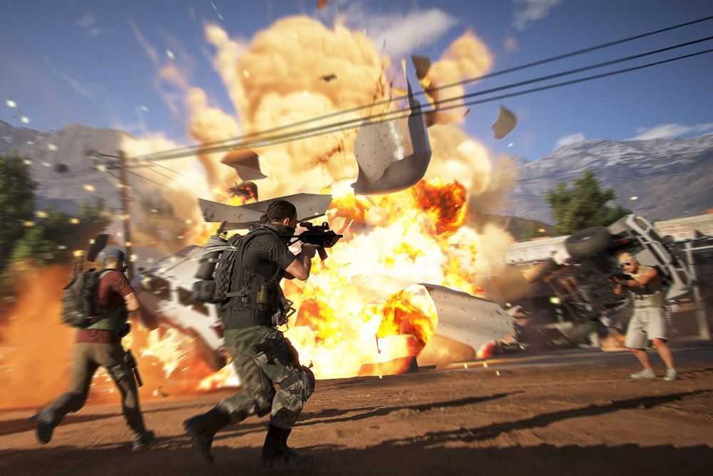 Ghost Recon Wildlands beta details revealed