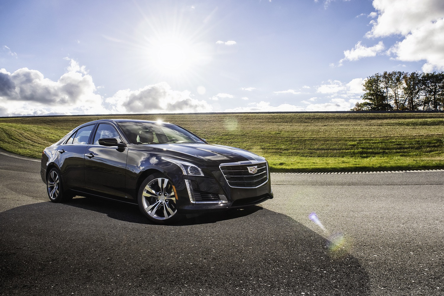 Cadillac's next gen infotainment system aims for a