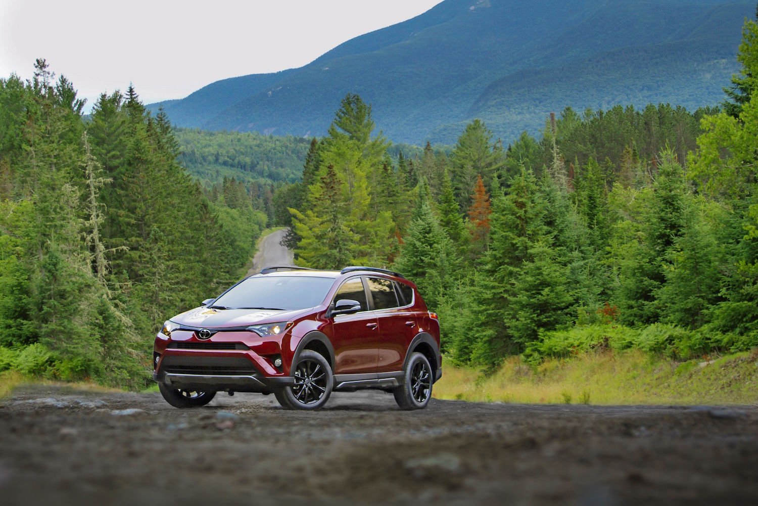 2018 Toyota RAV4 Adventure & Who Owns What? A Comprehensive Breakdown of Car Conglomerates ... markmcfarlin.com