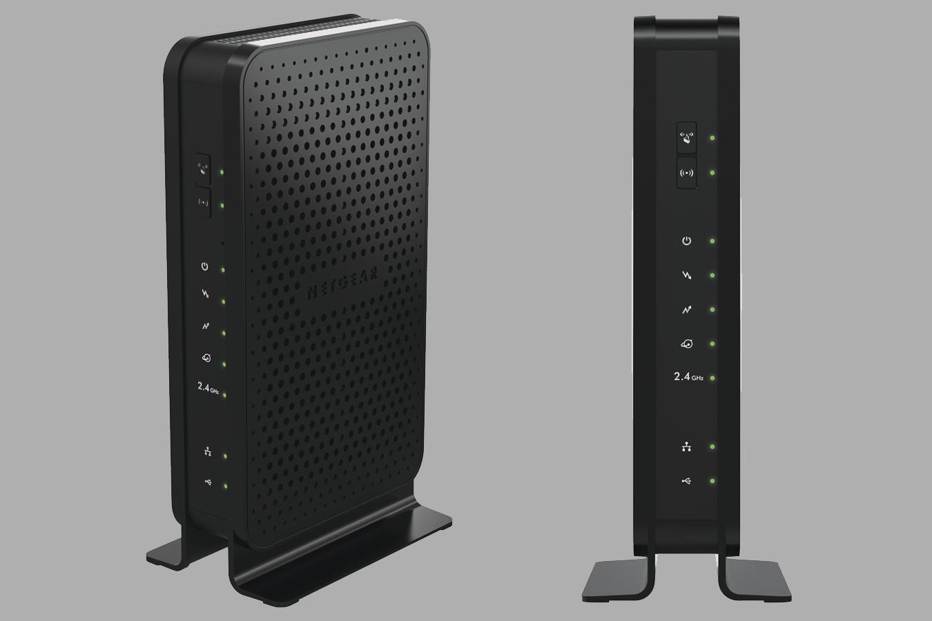 Netgear C3000 Cable Modem Router Deal 45 Certified