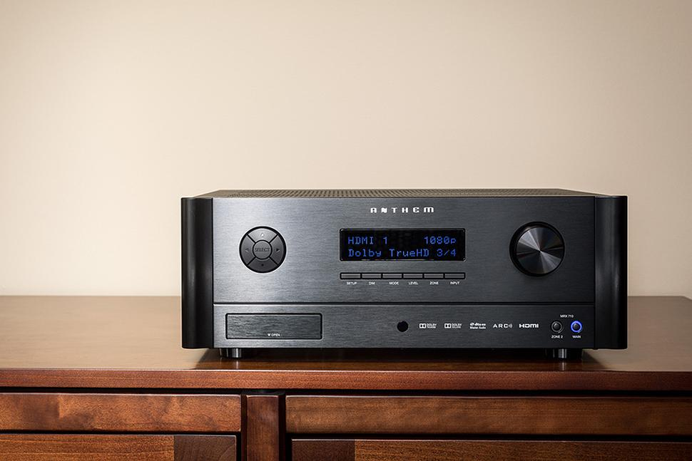 The Best AV Receivers You Can Buy Digital Trends - Small home theater receiver