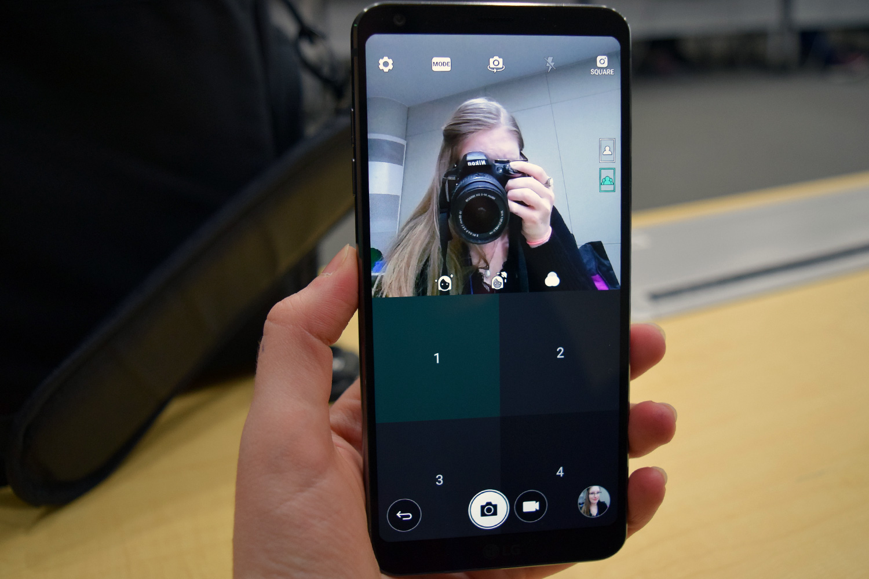 Lg G6 Vs Iphone 7 Plus 6